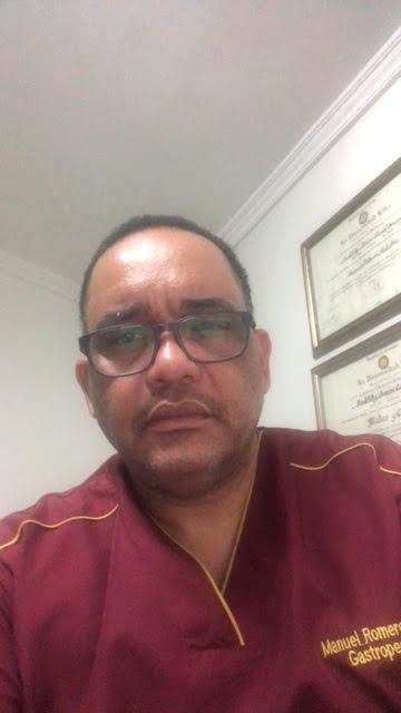 Dr. Manuel De Los Reyes Romero Suarez